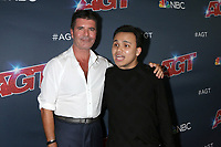 "LOS ANGELES - SEP 18:  Simon Cowell, Kodi Lee at the ""America's Got Talent"" Season 14 Finale Red Carpet at the Dolby Theater on September 18, 2019 in Los Angeles, CA"