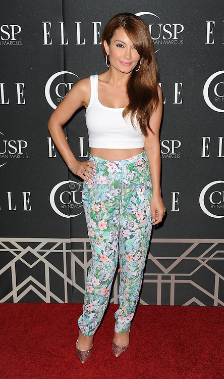 Layla Kayleigh arriving at 'ELLE 5th Annual Women In Music Concert Celebration' held at the Avalon Los Angeles, CA. April 22, 2014.