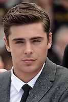 Zac Efron - 65th Cannes Film Festival