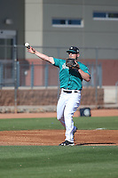 Kyle Seager - Seattle Mariners 2016 spring training (Bill Mitchell)