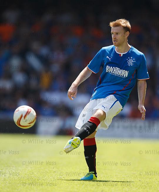 Stevie Smith, Rangers