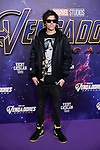 El Rubius attends to Avengers Endgame premiere at Capitol cinema in Madrid, Spain. April 23, 2019. (ALTERPHOTOS/A. Perez Meca)