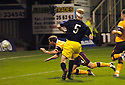22/08/2006        Copyright Pic: James Stewart.File Name : sct_jspa11_motherwell_v_partick.STEVEN MCGARRY SCORES MOTHERWELL'S WINNING THIRD GOAL...Payments to :.James Stewart Photo Agency 19 Carronlea Drive, Falkirk. FK2 8DN      Vat Reg No. 607 6932 25.Office     : +44 (0)1324 570906     .Mobile   : +44 (0)7721 416997.Fax         : +44 (0)1324 570906.E-mail  :  jim@jspa.co.uk.If you require further information then contact Jim Stewart on any of the numbers above.........