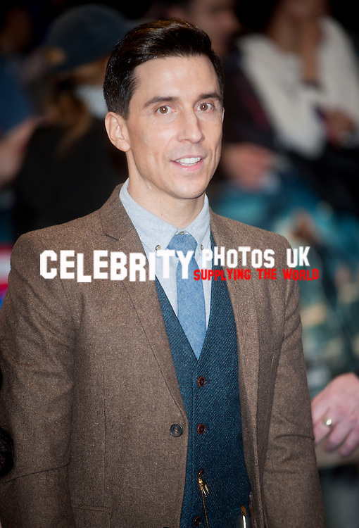 UK Film Premiere of 'Captain America: The Winter Soldier' at Westfield London on March 20, 2014 in London, England Photo by Brian Jordan