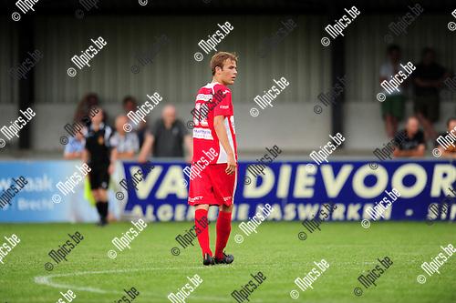 2014-07-19 / Voetbal / seizoen 2014-2015 / Hoogstraten VV / Bob Swaegers<br /><br />Foto: mpics.be