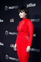 """LOS ANGELES - MAR 24:  Ginnifer Goodwin at the PaleyFest - """"Star Trek: Discovery"""" And """"The Twilight Zone"""" Event at the Dolby Theater on March 24, 2019 in Los Angeles, CA"""