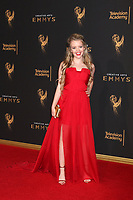 LOS ANGELES - SEP 10:  Jade Pettyjohn at the 2017 Creative Arts Emmy Awards - Arrivals at the Microsoft Theater on September 10, 2017 in Los Angeles, CA