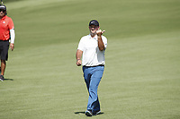Patrick Reed (USA) walks the 9th hole during the first round of the 100th PGA Championship at Bellerive Country Club, St. Louis, Missouri, USA. 8/9/2018.<br /> Picture: Golffile.ie | Brian Spurlock<br /> <br /> All photo usage must carry mandatory copyright credit (© Golffile | Brian Spurlock)