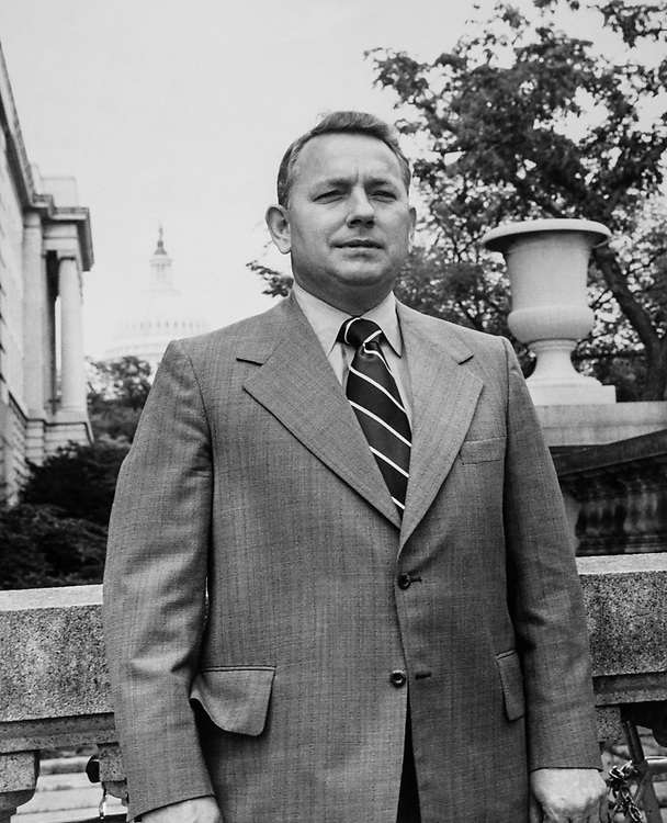 Rep. Guy Vander Jagt, R-Mich. (Photo by CQ Roll Call)