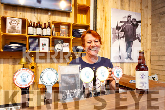 Aileen Crean-O'Brien in the Tom Crean Brewery Kenmare