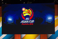 AFC Asian Cup 2015 Draw and Logo launch