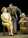 The Entertainer by John Osborne   , Directed by Sean Holmes. With Robert Lindsay as Archie Rice ,Pam Ferris as Phoebe Rice,John Normington as Billy Rice . Opens at The Old Vic Theatre  Theatre on 7/3/07   CREDIT Geraint Lewis
