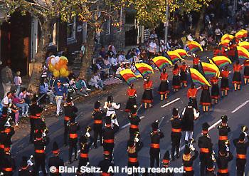 York, PA, Halloween Parade
