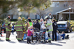 Gas leak at Union Presbyterian Church