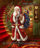 Marcello, CHRISTMAS SANTA, SNOWMAN, WEIHNACHTSMÄNNER, SCHNEEMÄNNER, PAPÁ NOEL, MUÑECOS DE NIEVE, paintings+++++,ITMCXM1226,#X#