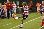 09 February 2012: Tobin Heath (USA). The United States Women's National Team defeated the Scotland Women's National Team 4-1 at EverBank Field in Jacksonville, Florida in a women's international friendly soccer match.