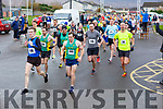 The Kerins O'Rahillys GAA Club 10k/5k race at the clubhouse on Sunday.