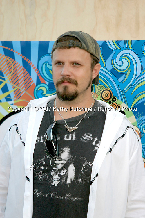 Jamey Johnson.Fox TV TCA Party.Santa Monica Pier.Santa Monica, CA.July 23, 2007.©2007 Kathy Hutchins / Hutchins Photo....