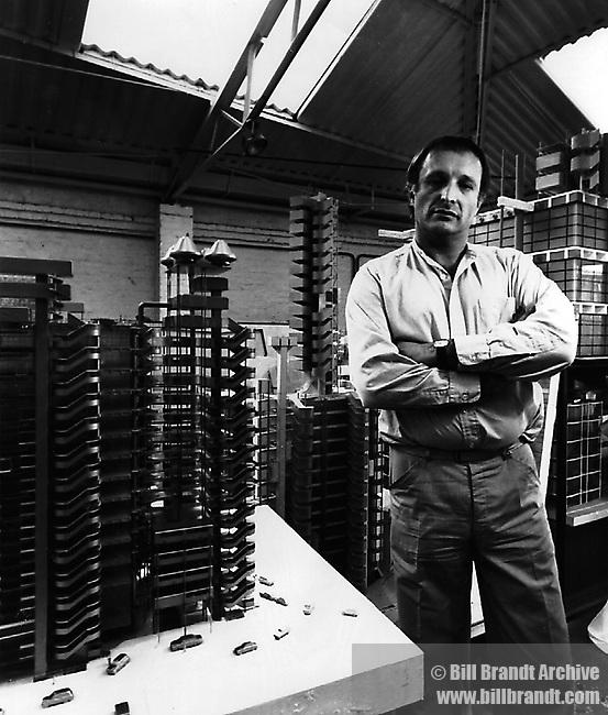Richard Rogers, 1980