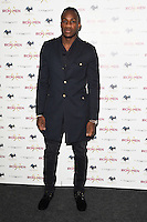 "Michail Antonio<br /> arrives for the ""Iron Men"" premiere at the Mile End Genesis cinema, London.<br /> <br /> <br /> ©Ash Knotek  D3236  02/03/2017"