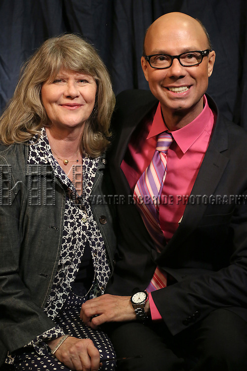 Judith Ivey  'In The Spotlight' at the 2013 Tony Awards Meet The Nominees Junket  at the Millennium Broadway Hotel in New York on 5/1/2013...
