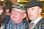 1257-1279.Jackie and Michael Healy-Rae look worried as the figures from the first count become apparent at the South Kerry count in The Malton Hotel, Killarney, last Friday morning...