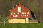Lorson Fruit Farm Barn, Nippenose Valley, Pennsylvania
