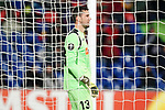 Getafe CF's David Soria during UEFA Europa League match. December 12,2019. (ALTERPHOTOS/Acero)