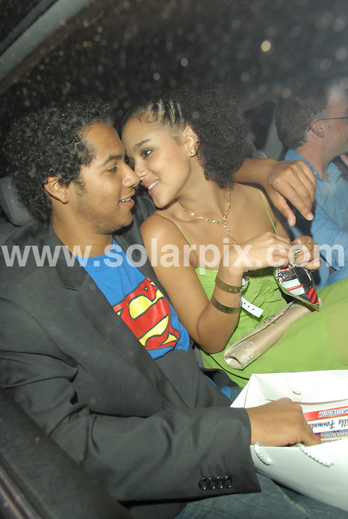 **ALL ROUND PICTURES FROM SOLARPIX.COM**.**WORLDWIDE SYNDICATION RIGHTS**.**UK MAGAZINE PUBLICATION ONLY**.Departures from the Inside Soap Awards 2007. 24th September 2007..This pic: Nathalie Emmanuel..JOB REF: 4848 LDY        DATE: 24_09_2007.**MUST CREDIT SOLARPIX.COM OR DOUBLE FEE WILL BE CHARGED* *UNDER NO CIRCUMSTANCES IS THIS IMAGE TO BE REPRODUCED FOR ANY ONLINE EDITION WITHOUT PRIOR PERMISSION*