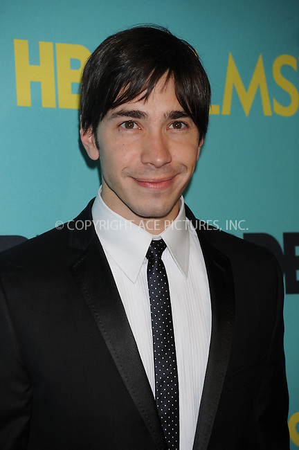 WWW.ACEPIXS.COM . . . . . ....April 14 2009, New York City....Actor Justin Long at the HBO Films premiere of 'Grey Gardens' at The Ziegfeld Theater on April 14, 2009 in New York City.....Please byline: KRISTIN CALLAHAN - ACEPIXS.COM.. . . . . . ..Ace Pictures, Inc:  ..tel: (212) 243 8787 or (646) 769 0430..e-mail: info@acepixs.com..web: http://www.acepixs.com