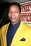 Carl Weathers pictured in New York City in 1990.