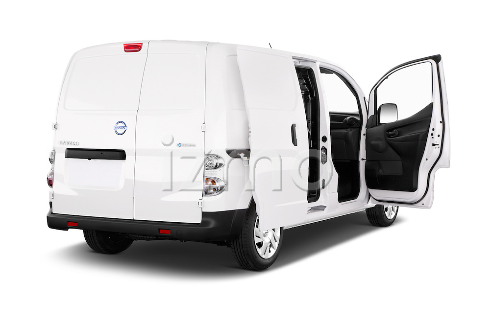 Car images of a 2015 Nissan NV200 Optima 4 Door Cargo Van 2WD Doors