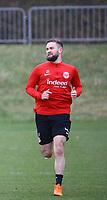 Marc Stendera (Eintracht Frankfurt) - 04.04.2018: Eintracht Frankfurt Training, Commerzbank Arena