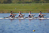 Race: 1  Event: J18 4x  Time Trial<br /> <br /> Junior Sculling Regatta 2018<br /> <br /> To purchase this photo, or to see pricing information for Prints and Downloads, click the blue 'Add to Cart' button at the top-right of the page.