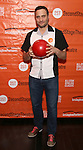 Dominic Fumusa attends the 30th Annual Second Stage All-Star Bowling Classic at Lucky Strike on January 30, 2017 in New York City.