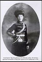 Romanov letters castigate Britain.