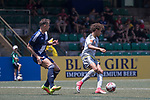 Wellington Phoenix (in grey) vs HKFC Captain's Select (in navy blue) during their Main Tournament match, part of the HKFC Citi Soccer Sevens 2017 on 27 May 2017 at the Hong Kong Football Club, Hong Kong, China. Photo by Chris Wong / Power Sport Images