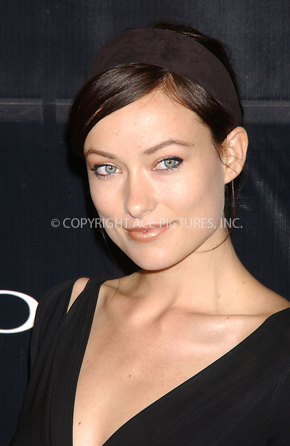 WWW.ACEPIXS.COM . . . . .....October 12 2006, New York City....Actress Olivia Wilde arriving at the Donna Karan Gold Fragrance collection event in New York City.....Please byline: KRISTIN CALLAHAN - ACEPIXS.COM.. . . . . . ..Ace Pictures, Inc:  ..(212) 243-8787 or (646) 679 0430..e-mail: picturedesk@acepixs.com..web: http://www.acepixs.com
