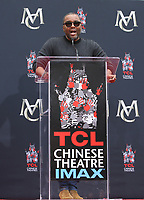 HOLLYWOOD, CA - NOVEMBER 1: Lee Daniels, at Mariah Carey Hand And Footprint Ceremony' At The TCL Chinese Theatre in Hollywood, California on November 1, 2017. Credit: Faye Sadou/MediaPunch