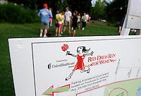 Red Dress Run - Pre Race