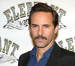 Alessandro Nivola attends the 'The Elephant Man' Broadway Cast photo call at Sardi's on October 21, 2014 in New York City.