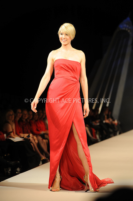 WWW.ACEPIXS.COM . . . . . .February 08, 2012...New York City....Jenna Elfman attends the Heart Truth's Red Dress Collection 2012 Fashion Show at Hammerstein Ballroom on February 8, 2012 in New York City....Please byline: KRISTIN CALLAHAN - ACEPIXS.COM.. . . . . . ..Ace Pictures, Inc: ..tel: (212) 243 8787 or (646) 769 0430..e-mail: info@acepixs.com..web: http://www.acepixs.com .