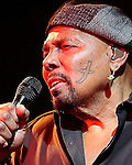 Aaron Neville performs BB King's NYC March 30, 2011