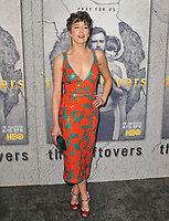 www.acepixs.com<br /> <br /> April 4 2017, LA<br /> <br /> Carrie Coon arriving at the premiere of HBO's 'The Leftovers' Season 3 at Avalon Hollywood on April 4, 2017 in Los Angeles, California. <br /> <br /> By Line: Peter West/ACE Pictures<br /> <br /> <br /> ACE Pictures Inc<br /> Tel: 6467670430<br /> Email: info@acepixs.com<br /> www.acepixs.com