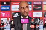 240613 Pep Guardiola Bayern Munich manager