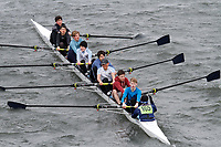 Crew: 165  Eton Coll  Event: School J16 2nd eights<br /> <br /> Schools' Head of the River 2017<br /> <br /> To purchase this photo, or to see pricing information for Prints and Downloads, click the blue 'Add to Cart' button at the top-right of the page.