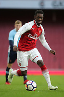 Fol Balogun of Arsenal in action during Arsenal Youth vs Blackpool Youth, FA Youth Cup Football at the Emirates Stadium on 16th April 2018