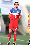 20 May 2014: USA Under-20's Connor Donovan. The Under-20 United States Men's National Team played a scrimmage against a team composed of players from the Carolina RailHawks and the Capital Area RailHawks Academy Under-18 squad WakeMed Stadium in Cary, North Carolina. The combined RailHawks team won the game 2-1.