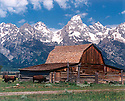 THE TETONS<br /> GRAND TETON NATIONAL PARK, WYOMING