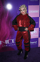 MAY 31 Christina Aguilera Planet Hollywood Grand Opening Carpet